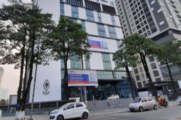 Văn phòng cho thuê tòa nhà IDMC Building